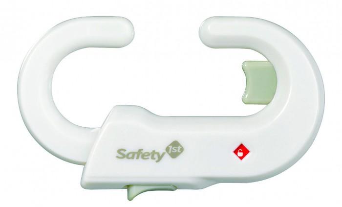 Safety 1st Блокирующее устройство для шкафов 39094Блокирующее устройство для шкафов 39094Помогут зафиксировать дверцы шкафчика так, чтобы малыш не мог без надобности заглянуть внутрь и при этом поранить свои пальчики.<br>
