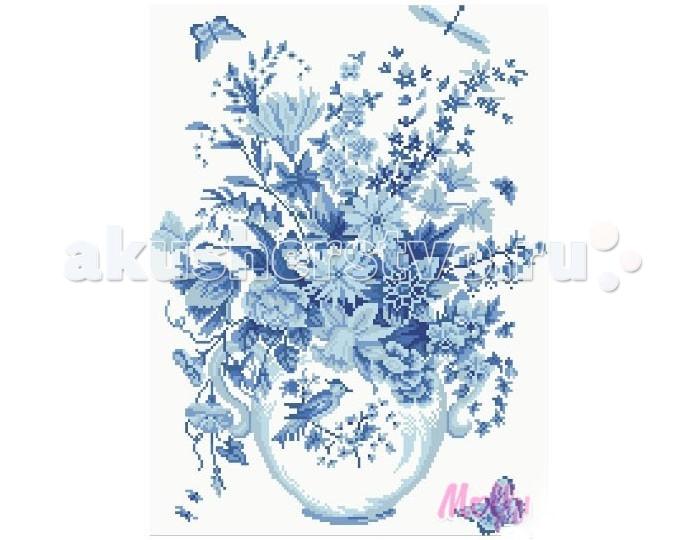 Molly Мозаичная картина В стиле гжель 40х50 смМозаичная картина В стиле гжель 40х50 смМозаичная картина Molly В стиле гжель 40 х 50 см - оригинальный набор, позволяющий создать первую картину, благодаря поэтапной выкладке мозаикой полотна.    В наборе:    Тканевый холст с клеевым слоем и с нанесенной схемой рисунка  Металлический пинцет  Пластиковый контейнер для элементов мозаики  Специальный карандаш  Клей-липучка для карандаша  Комплект разноцветных мозаичных элементов диаметром 2.5 мм  Размер: 40 х 50 см Количество цветов: 7 Уровень сложности: сложный  Мозаичные картины – это: вид творчества и увлекательное времяпровождение, которое позволяет без специальной подготовки любому желающему создать яркую, переливающуюся всеми цветами радуги картину. не что иное, как эскиз будущего рисунка, контур, нанесенный на холст. Рисунок разбит на маркированные сегменты, обозначенные буквой или цифрой. Каждой цифре или букве соответствует определенный цвет мозаики.  Благодаря качественной шлифовке мозаичных элементов любая готовая картина выглядит просто потрясающе. Специальный пинцет в наборе и клеевая основа холста позволяет удобно, без использования дополнительных инструментов распределять мозаичные элементы на холсте.  Картины мозаикой красиво сверкают при любом освещении. Готовая картина, помещенная в раму, - это отличный выбор и красивое интерьерное украшение.<br>