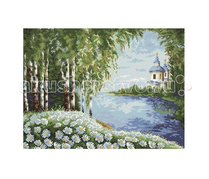 Molly Мозаичная картина Летний полдень 40х50 см