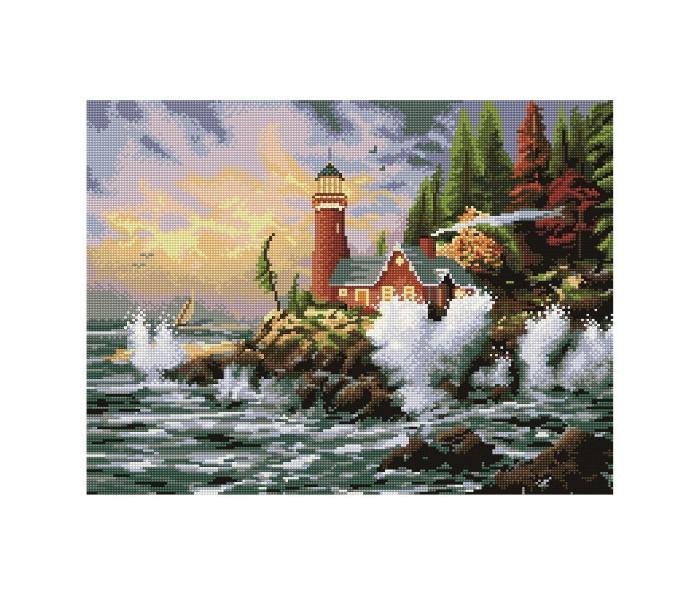 Molly Мозаичная картина Шторм 40х50 см