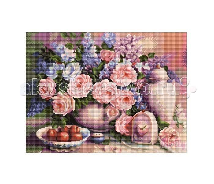 Molly Мозаичная картина Розовое утро 40х50 см