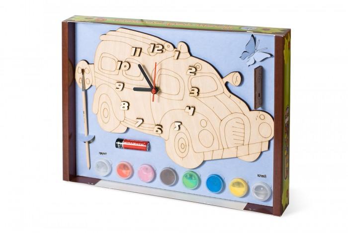 Бэмби Часы под роспись Машинка