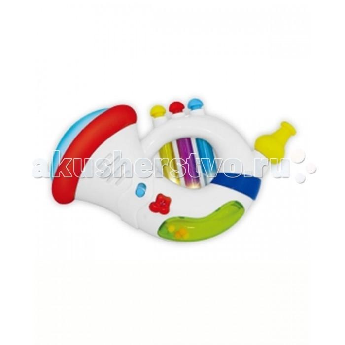 Музыкальная игрушка Zhorya Инструмент Труба