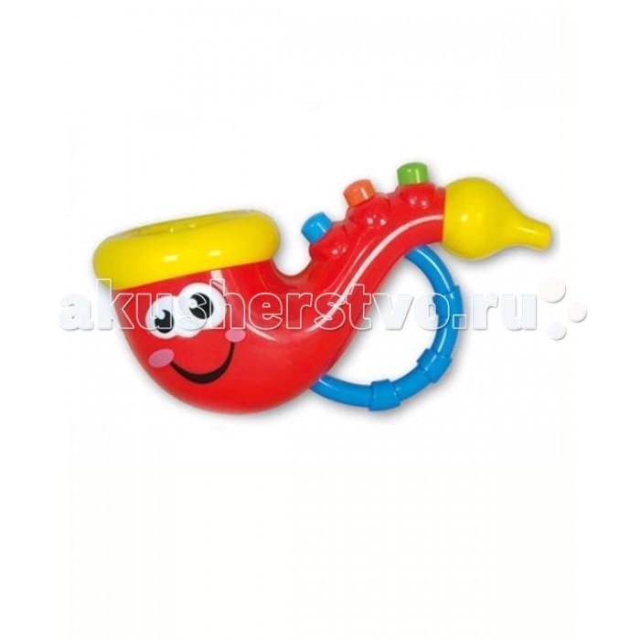 Музыкальная игрушка Zhorya Саксофон Х75261Саксофон Х75261Музыкальная игрушка Zhorya Саксофон Х75261 яркая и интересная игрушка для ребят. Саксофон развивает мелкую моторику рук и музыкальный слух ребенка.  Игрушка изготовлена из качественного и высокопрочного пластика и оформлена в яркие, приятные цвета.<br>