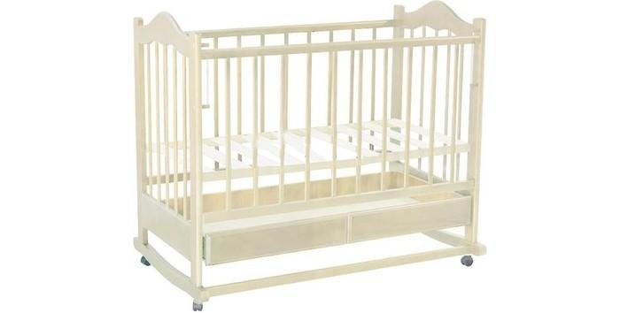 Детская кроватка Ведрусс Кира №1 (качалка)