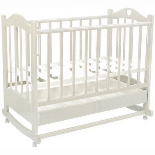 Детская кроватка Ведрусс Лана №2 (качалка)