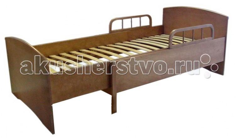 Детская раздвижная кровать.