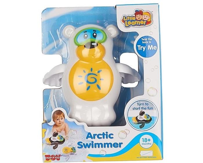 ФОТО hap-p-kid Игрушка для купания Северный медведь
