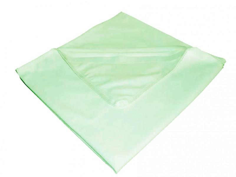 Qu Aqua Непромокаемый наматрасник на резинках по углам (махра) 120х60