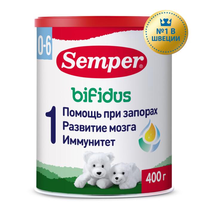 Semper �������� ����� Bifidus Nutradefense 1 0-6 ���. 400 �