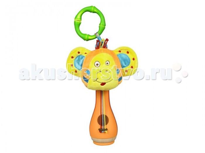 Подвесная игрушка Babymoov Музыкальная Обезьянка
