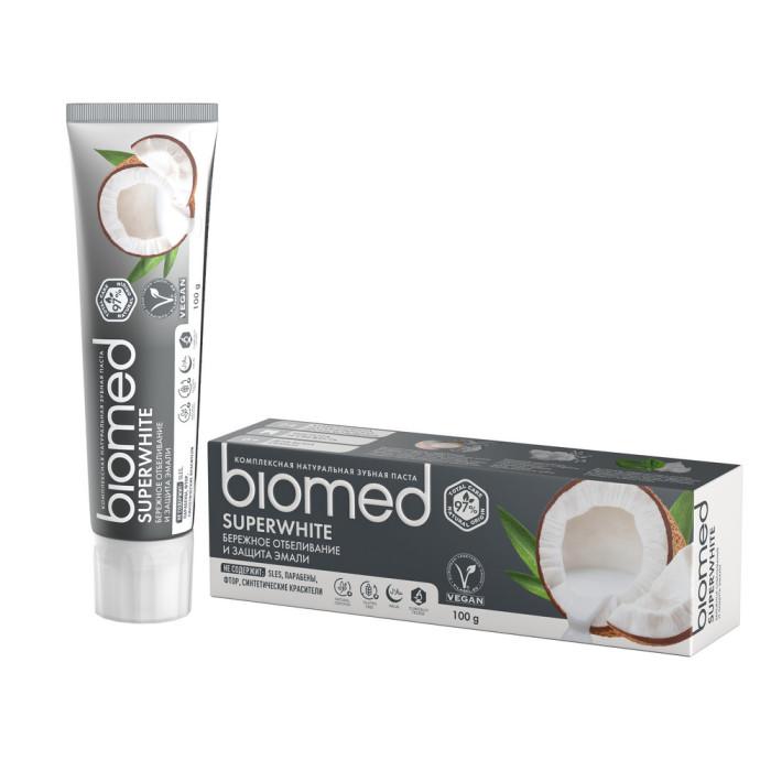 Biomed Зубная паста Superwhite 100 мл
