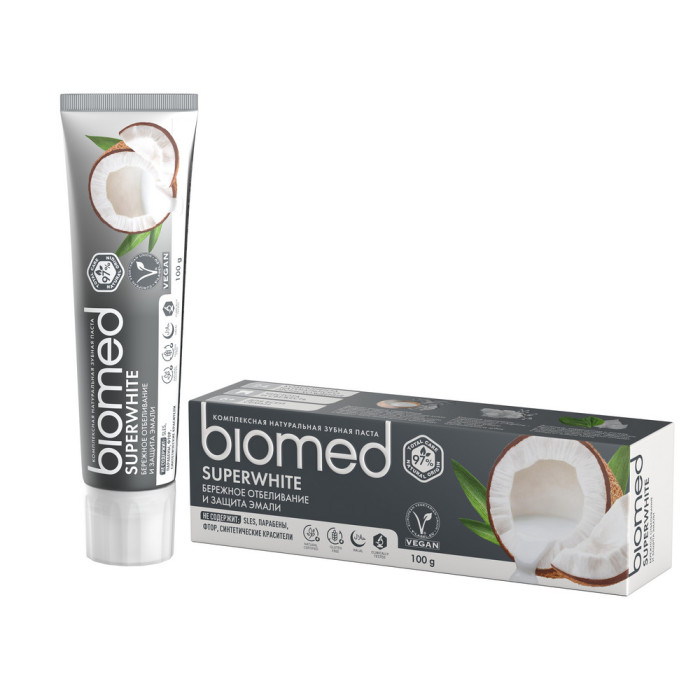 Biomed ������ ����� Superwhite 100 ��