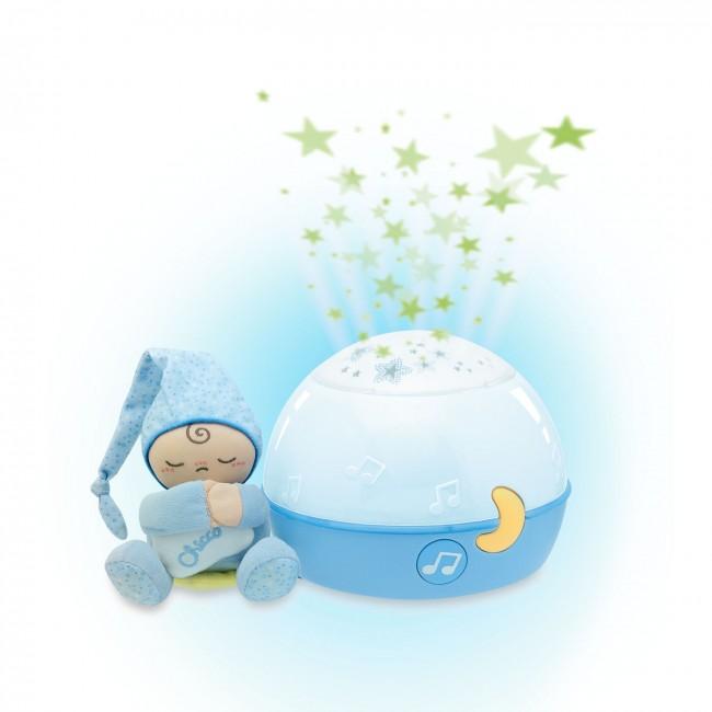 Ночники chicco звездный ночник проектор