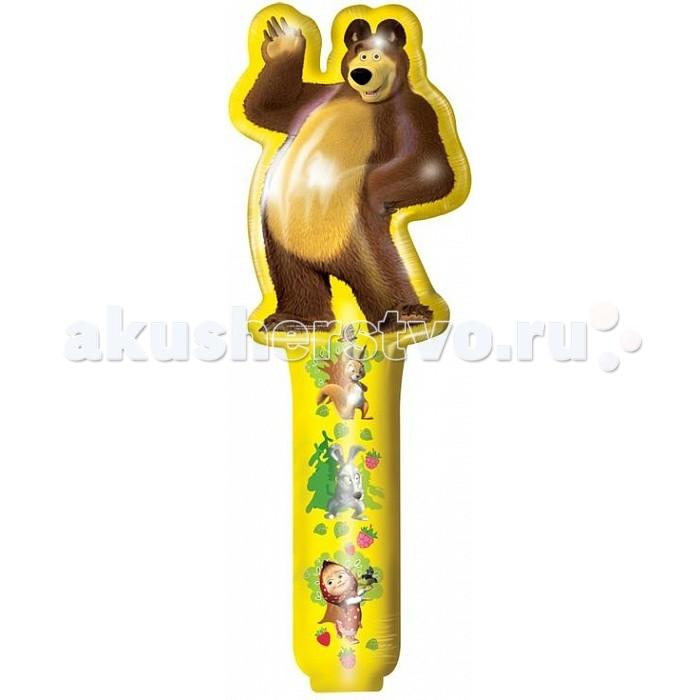 Маша и Медведь Шар фольгированный Медведь