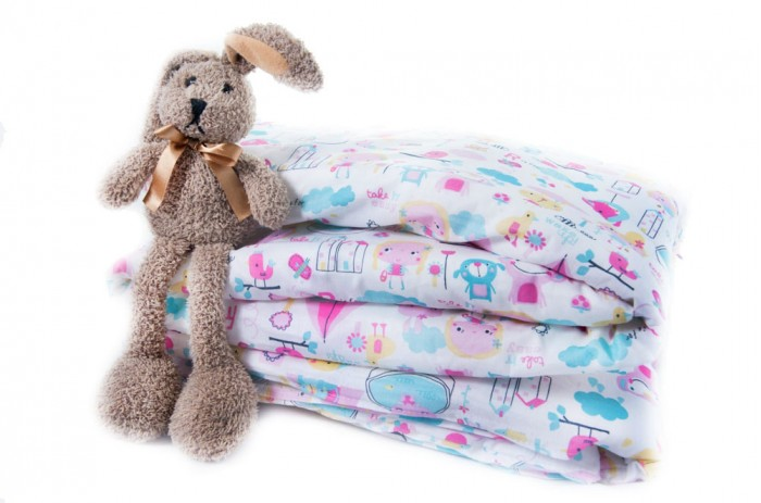 Одеяло Daisy Девочки 110х140 см + пододеяльник