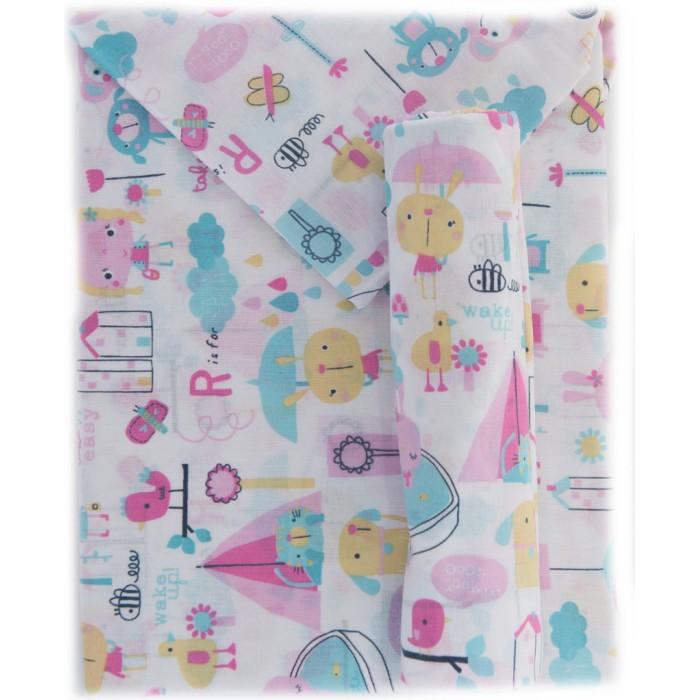 Постельное белье Daisy Девочки (3 предмета) Стандарт