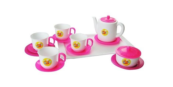 Плэйдорадо Чайный набор