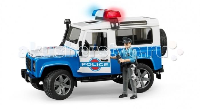 Bruder ����������� Land Rover Defender Station Wagon ������� � ��������