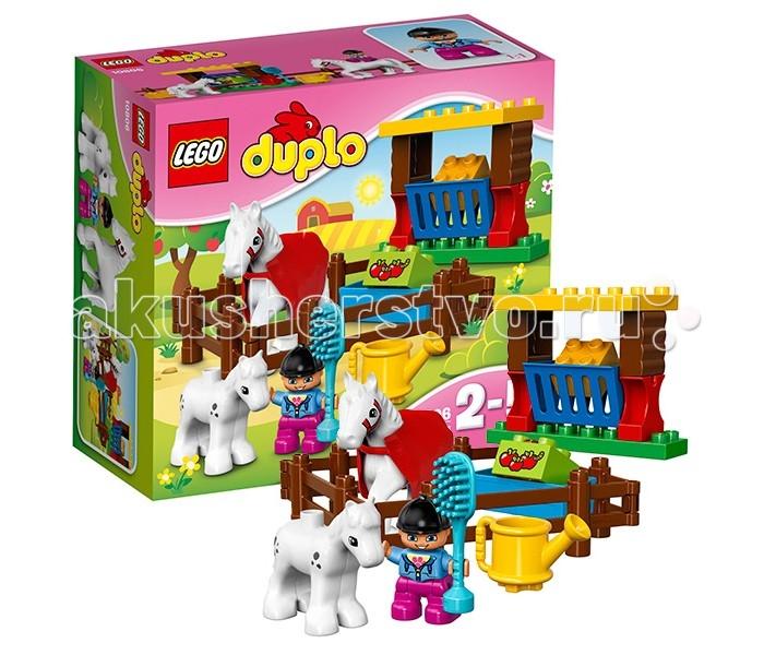 Конструктор Lego Duplo 10806 Лего Дупло Лошадки