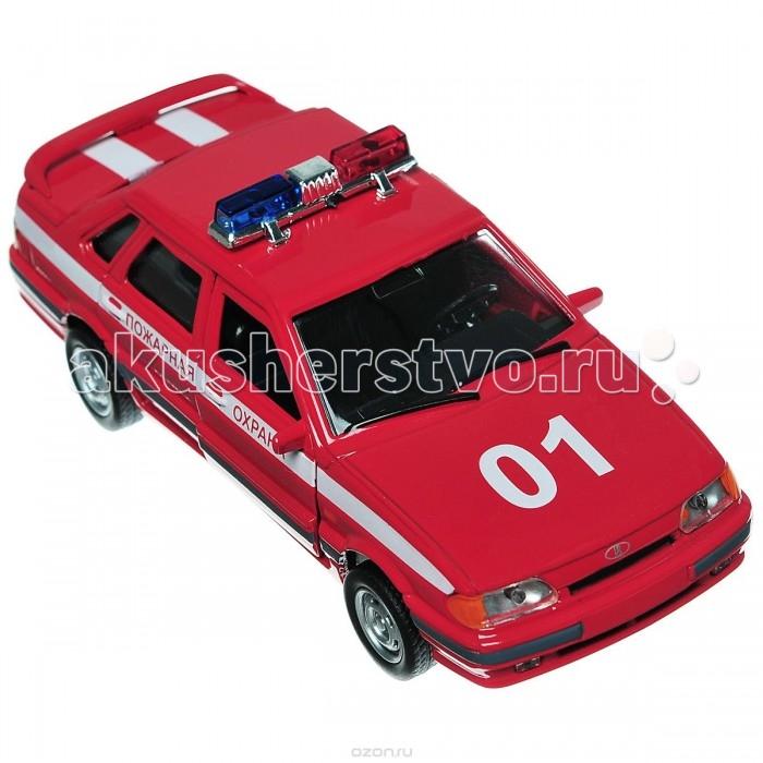 Autotime Машина Лада 115 пожарная охранаМашина Лада 115 пожарная охранаМашина Autotime Лада 115 пожарная охрана — это коллекционная модель, которая является копией настоящего автомобиля в масштабе 1:34/39.  Она изготовлена из металла с элементами пластика.   У машинки открываются двери, двигаются колеса.<br>