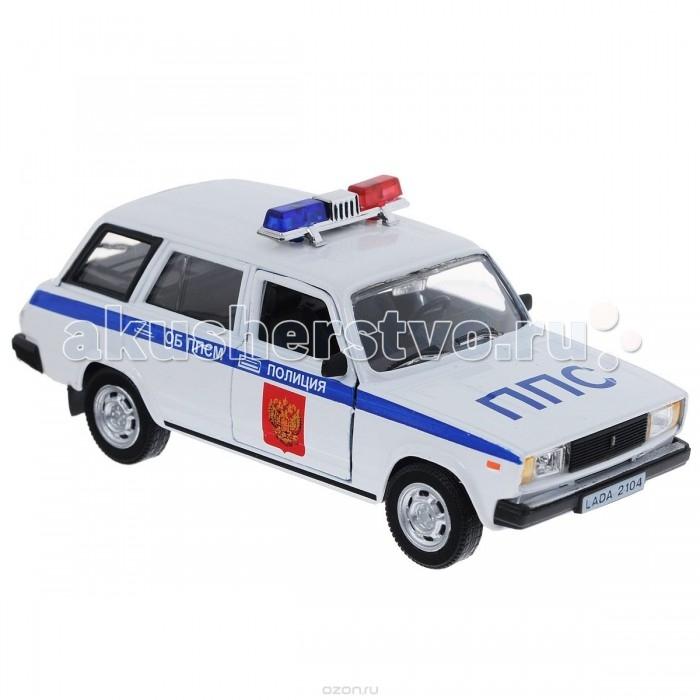 Autotime Машина Лада 2104 милиция