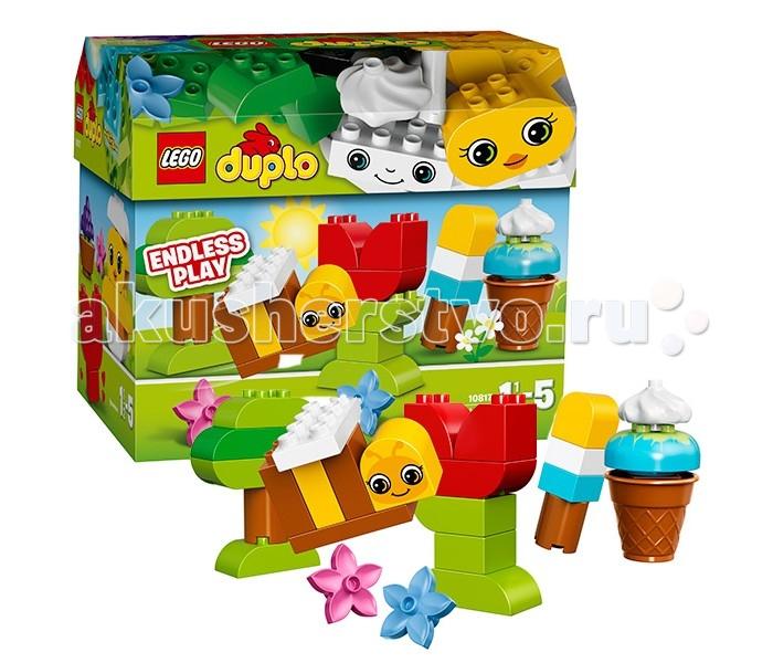 Конструктор Lego Duplo 10817 Лего Дупло Времена года