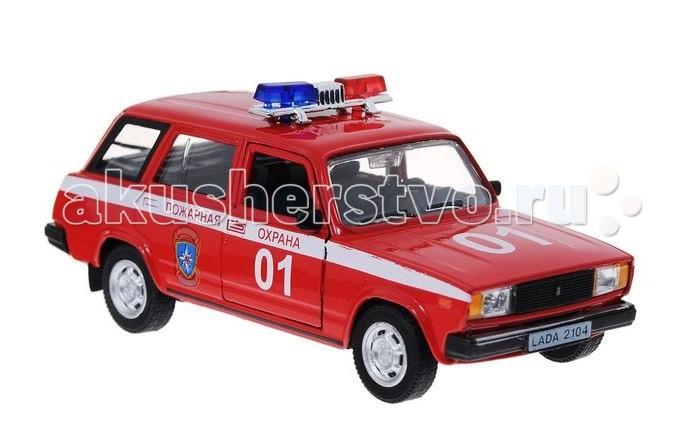 Autotime Машина Лада 2104 пожарная охрана
