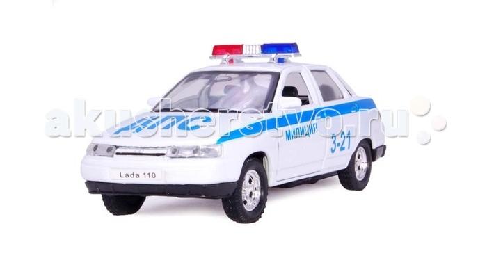 Autotime Машина Лада 2110 милиция