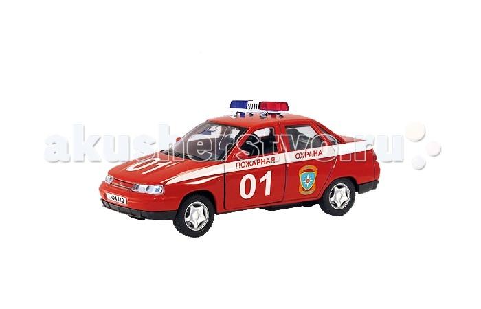 Autotime Машина Лада 2110 пожарная охрана