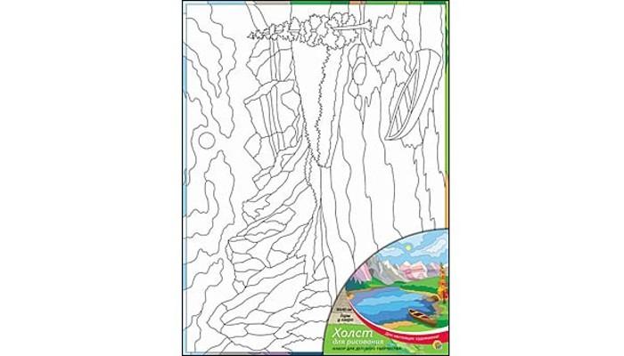 Раскраска Рыжий кот Холст с красками Горы у озера 30х40 смХолст с красками Горы у озера 30х40 смРаскраска Рыжий кот Холст с красками Горы у озера 30х40 см. Перед Вами замечательные наборы для создания уникального шедевра изобразительного искусства.   Создание картин на специально подготовленной рабочей поверхности – это уникальная техника, позволяющая делать Ваши шедевры более яркими и реалистичными. Просто нанесите мазки на уже готовый эскиз и оживите картину! Готовые изделия могут стать украшением интерьера или прекрасным подарком близким и друзьям.  В наборе: 1 холст с эскизом, 16 акриловых красок по 3,5 мл, 1 кисточка.<br>