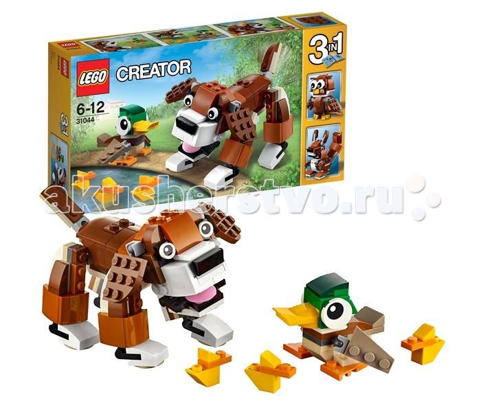 Конструктор Lego Creator 31044 Лего Криэйтор Животные в парке