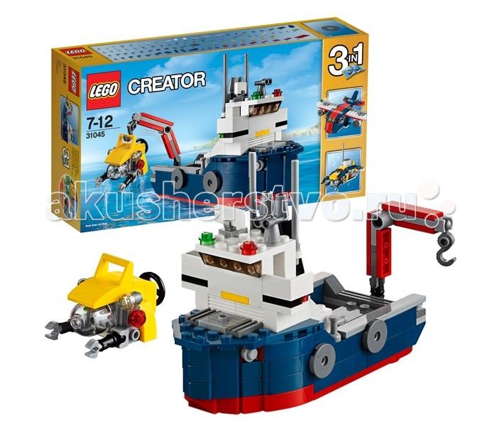 Конструктор Lego Creator 31045 Лего Криэйтор Морская экспедиция