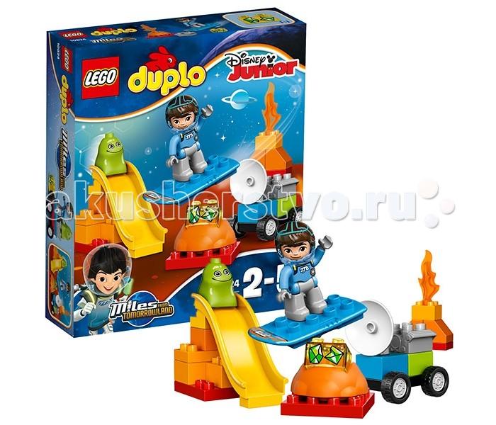 Конструктор Lego Duplo 10824 Лего Дупло Космические приключения Майлза