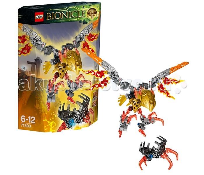 Конструктор Lego Bionicle 71303 Лего Бионикл Икир, Тотемное животное Огня
