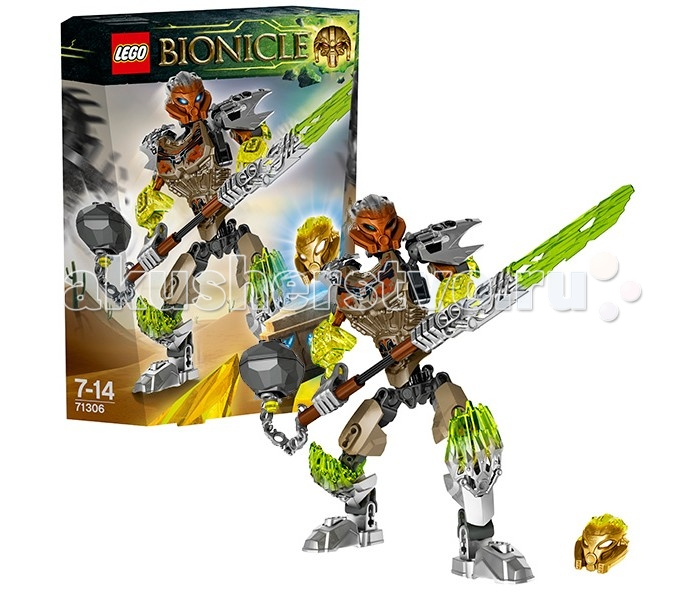 Конструктор Lego Bionicle 71306 Лего Бионикл Похату Объединитель Камня
