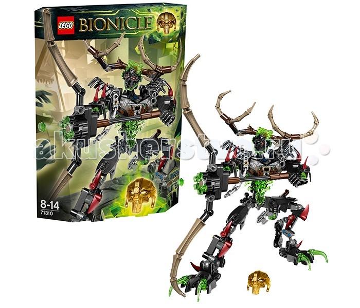 Конструктор Lego Bionicle 71310 Лего Бионикл Охотник Умарак