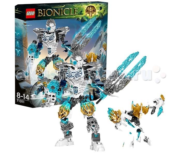 Конструктор Lego Bionicle 71311 Лего Бионикл Копака и Мелум Объединение Льда