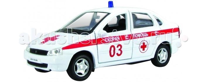 Autotime Машина Лада Калина Скорая помощь