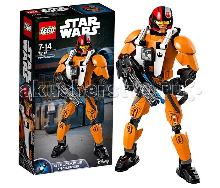 Конструктор Lego Star Wars 75115 Лего Звездные Войны По Дамерон