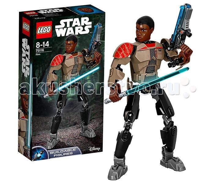Конструктор Lego Star Wars 75116 Лего Звездные Войны Финн