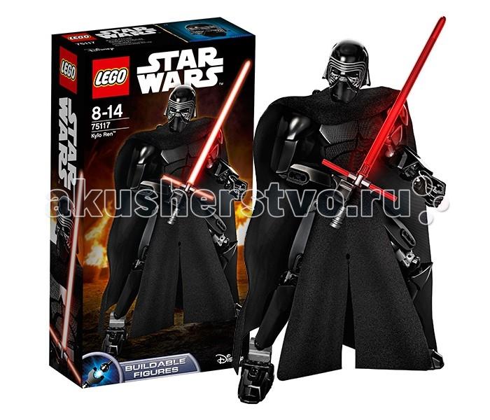 Конструктор Lego Star Wars 75117 Лего Звездные Войны Кайло Рен