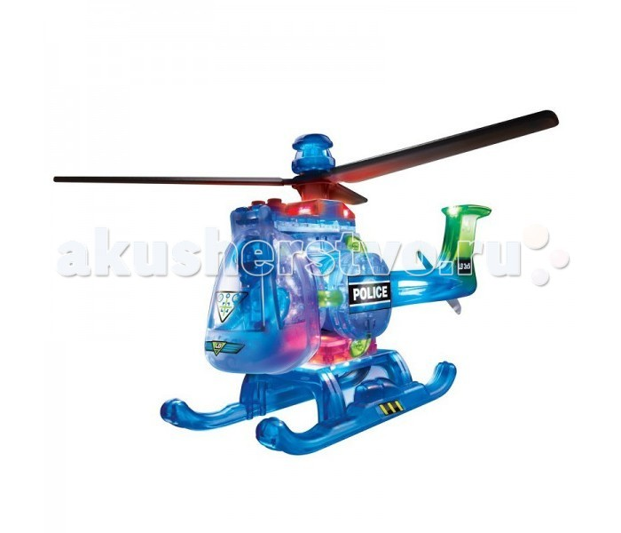 Конструктор Lite Brix Вертолет 35801 33 деталиВертолет 35801 33 деталиКонструктор Lite Brix Вертолет - конструктор с подсветкой!   В специальных прозрачных деталях Lite Brix расположены 4-х цветные светодиоды и незаметные электропроводящие дорожки. При соединении конструкции из таких деталей с блоком питания модель заиграет разноцветными огоньками.  В набор Вертолет:  6 светящихся деталей 8 деталей специальной формы 1 фигурка 1 отсек для батареек 11 коннектеров 7 стандартных деталей лист с наклейками схема сборки  Питание: 3 x AA батареи (в комплект не входят).<br>