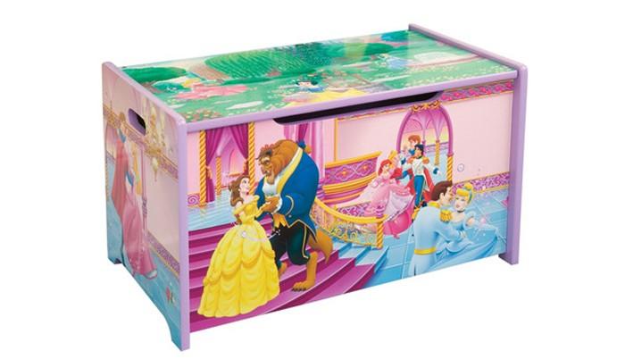 Disney Короб для игрушек Принцесса Красавица и чудовище
