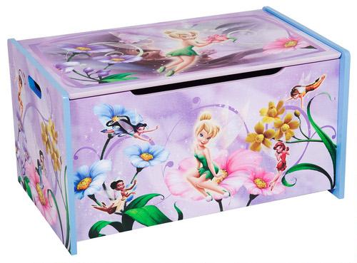 Ящики для игрушек Disney Короб для игрушек Феи