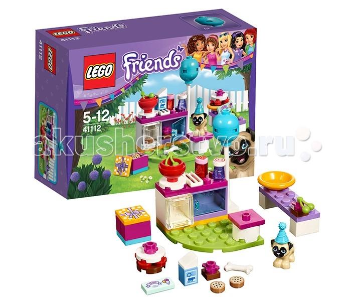Конструктор Lego Friends 41112 Лего Подружки День рождения: тортики