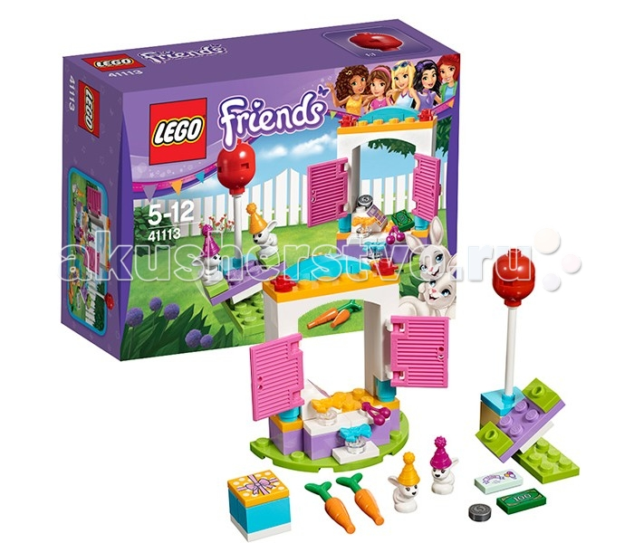Конструктор Lego Friends 41113 Лего Подружки День рождения: магазин подарков