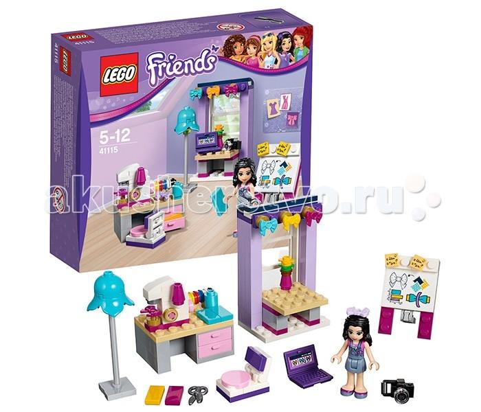 Конструктор Lego Friends 41115 Лего Подружки Творческая мастерская Эммы
