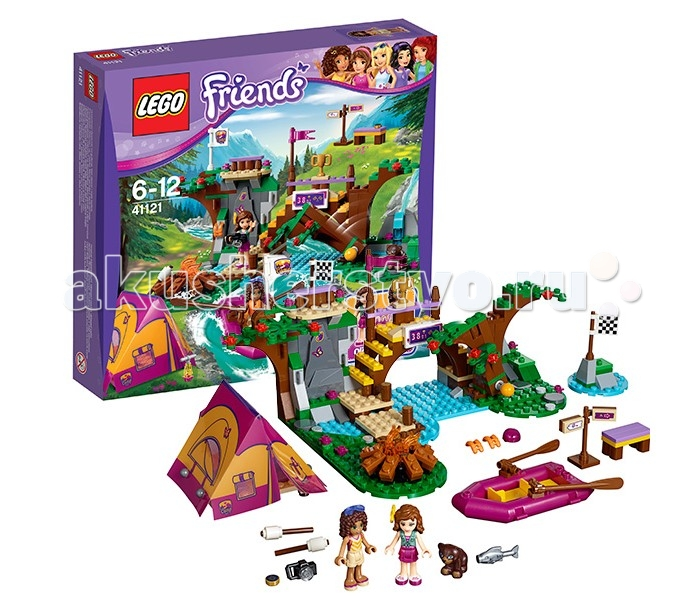 ����������� Lego Friends 41121 ���� �������� ���������� ������: ����� �� ����
