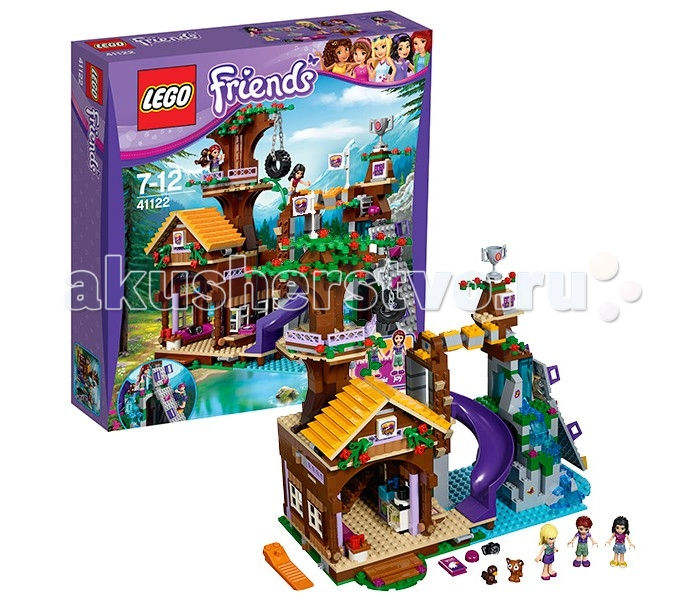 ����������� Lego Friends 41122 ���� �������� ���������� ������: ��� �� ������